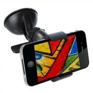 iPhone autohouder met zuignap