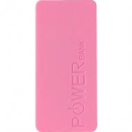Degion PowerBank 5600 mAh roze