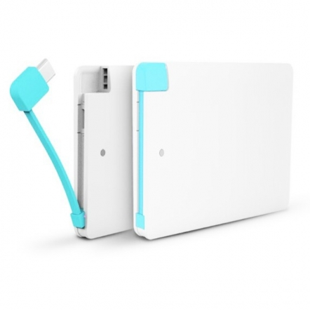 Degion platte PowerBank 2600 mAh