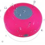 Bluetooth badkamer speaker met belfunctie