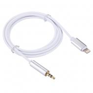 Lightning naar aux kabel 1 meter