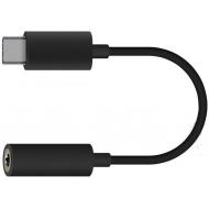 USB-C naar aux adapter