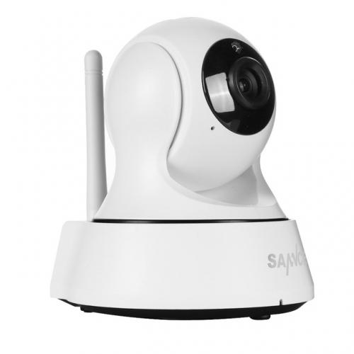 Sannce HD IP WiFi camera met app wit
