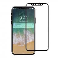 iPhone X screenprotector glas full cover