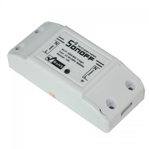 sonoff wifi schakelaar - smart switch