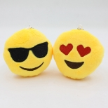 Emoji sleutelhanger met tranen van vreugde
