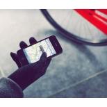 Touchscreen handschoenen zwart