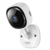 Sannce HD IP WiFi camera 180º met app wit
