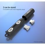 PZOZ houder voor 3 magnetische connectors