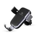 Telefoonhouder ventilatie met draadloze QI lader