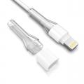 PZOZ beschermstuk voor Lightning connector (2 stuks)